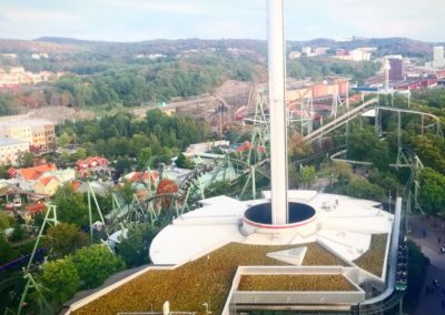 Liseberg Theme Park Review