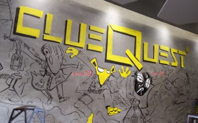 Escape The Lost Pyramid, VR Escape Room at clueQuest