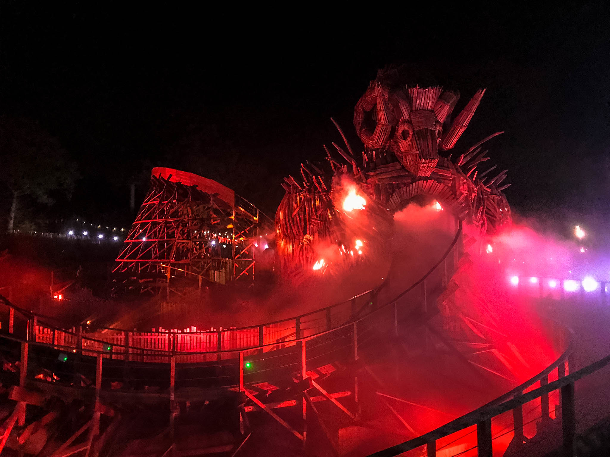 Alton Towers Scarefest 2