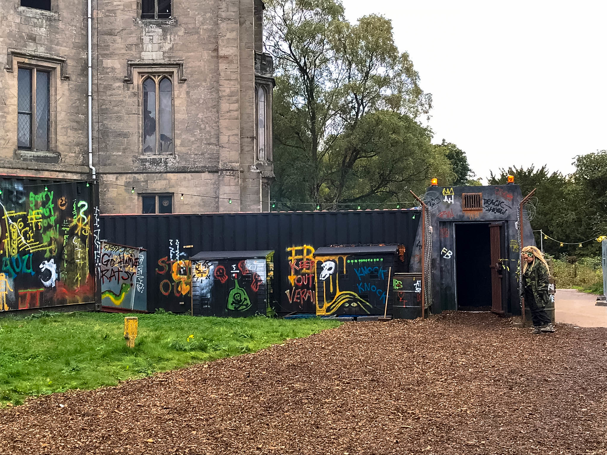 Alton Towers Scarefest 3