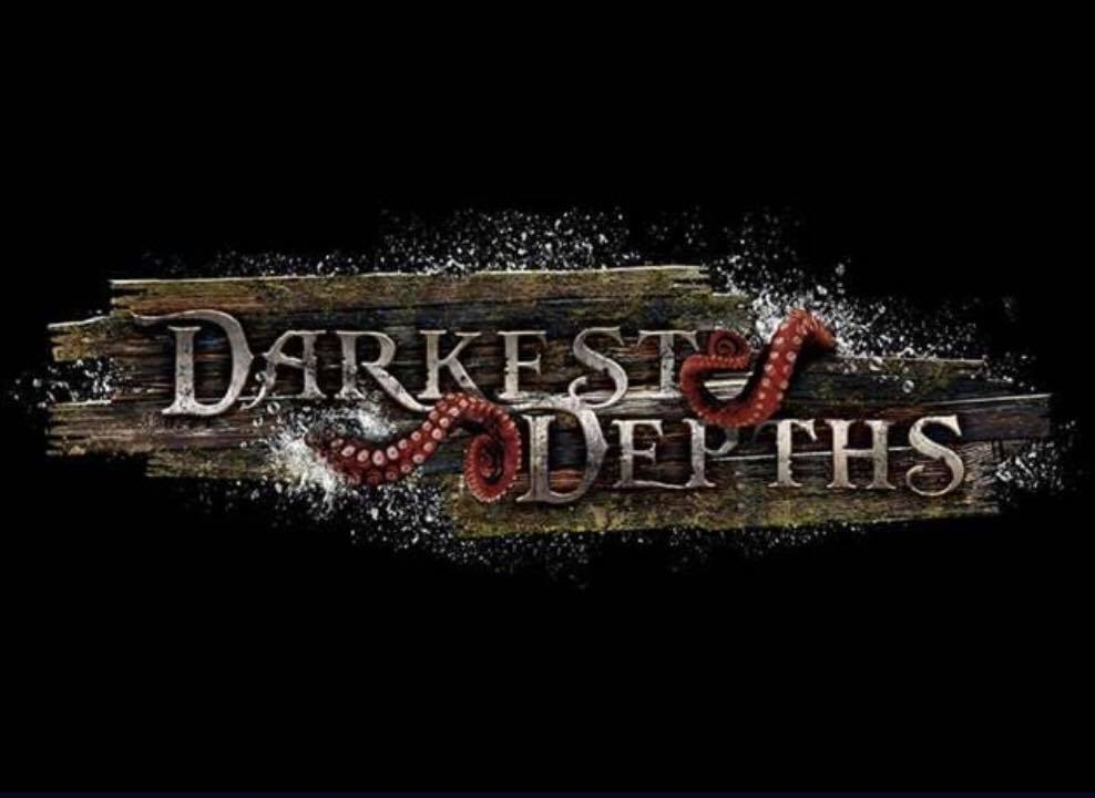 Alton Towers Scarefest Darkest Depths Logo