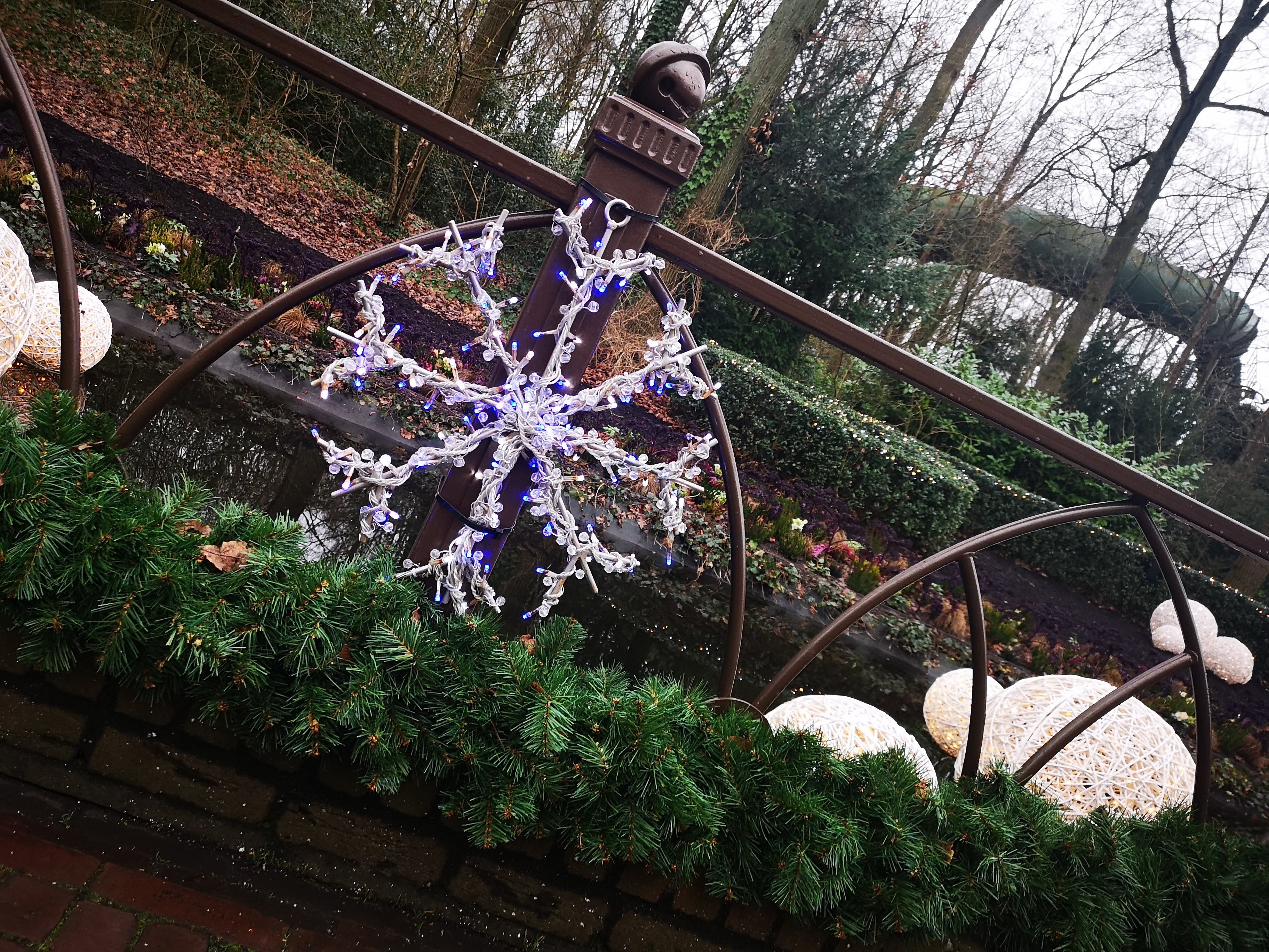 Efteling Theme Park Winter Review
