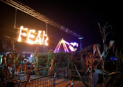 Fear at Avon Valley