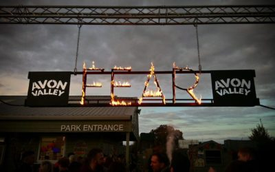 Fear at Avon Valley 2016 Review