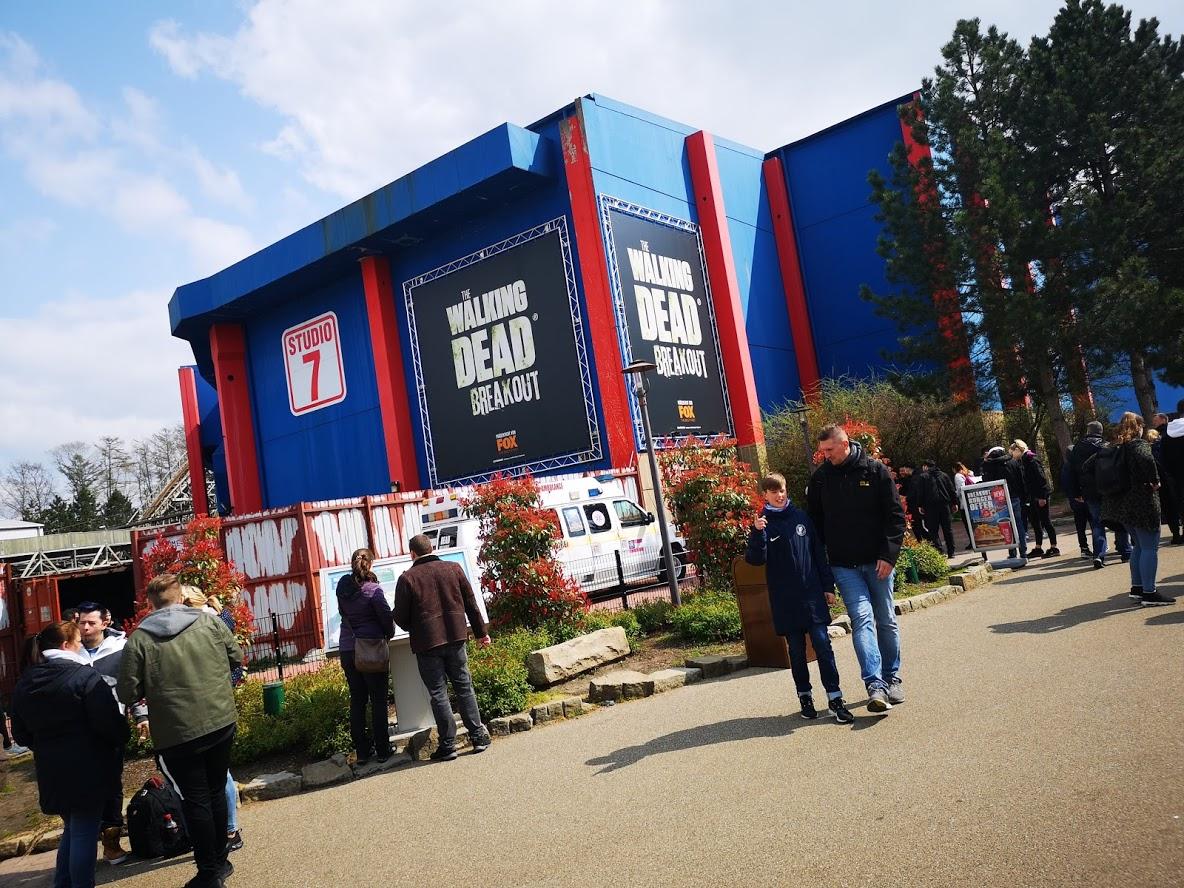 Movie Park Germany 2019 Review 9