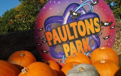 Paultons Park Happy Halloween 2018 Review