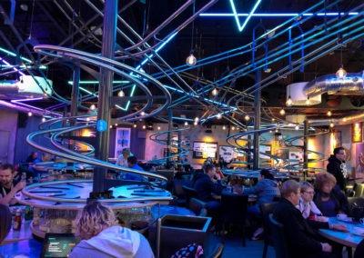 Roller Coaster Restaurant 2