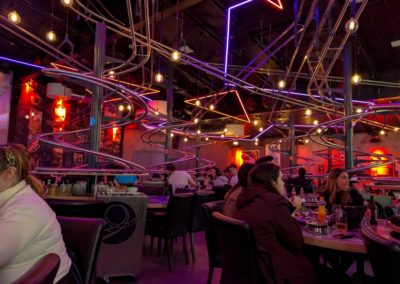 Roller Coaster Restaurant
