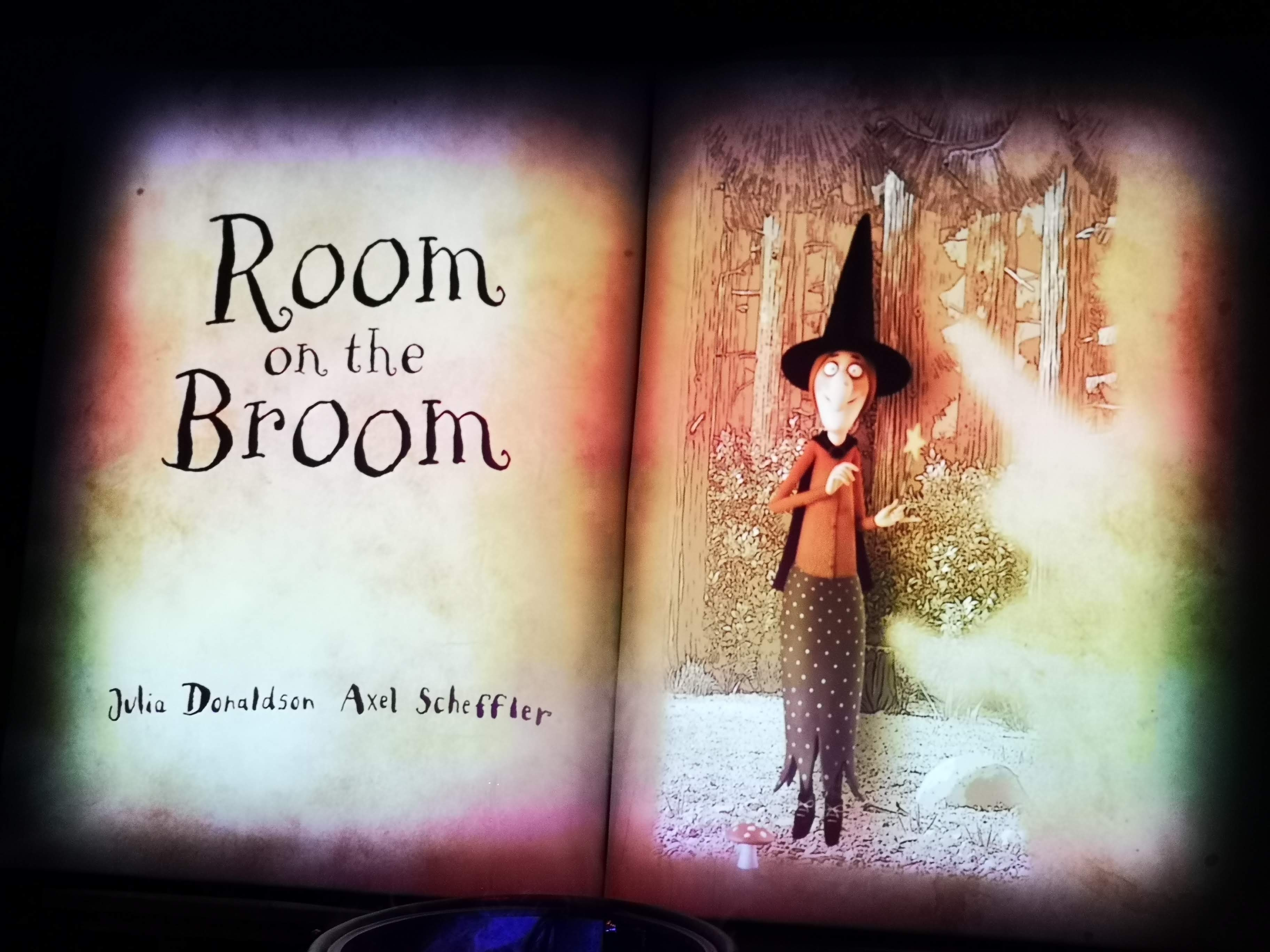 Room On A Broom at Chessington World of Adventures