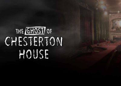 The Ghost of Chesterton House