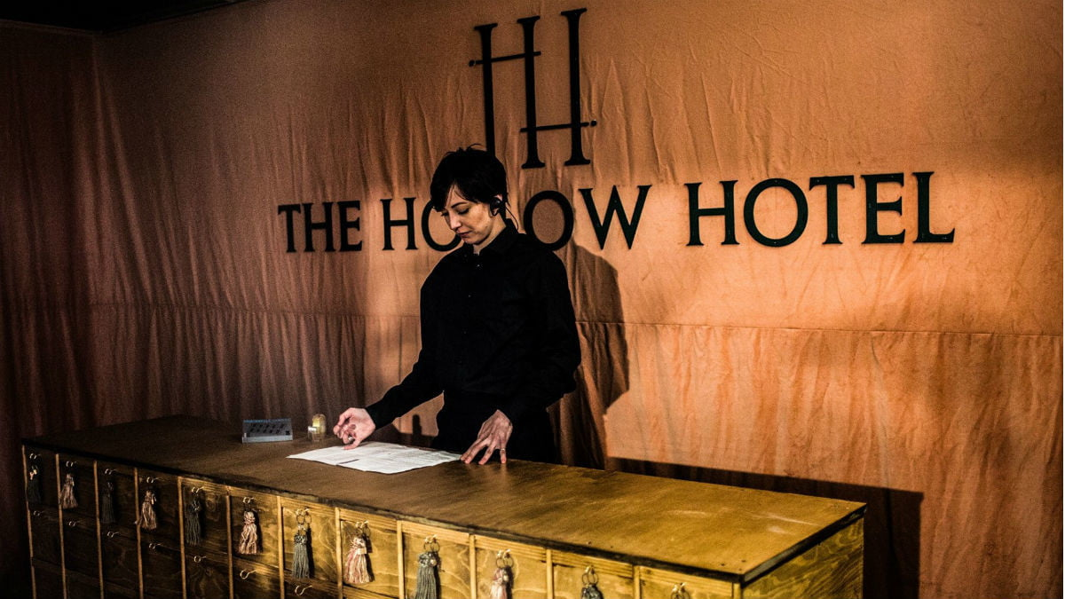 The Hollow Hotel