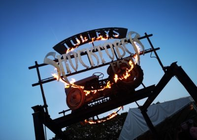 Tulleys Shocktober Fest Review