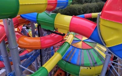 Waterworld New Waterslides Review 2019