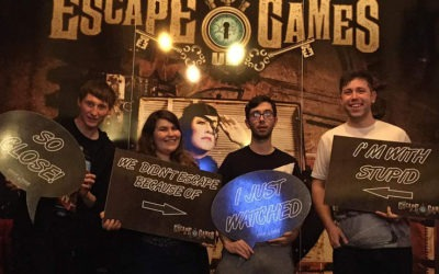 The Diamond Caper at UK Escape Games Review