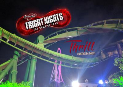 Thorpe Park Fright Nights