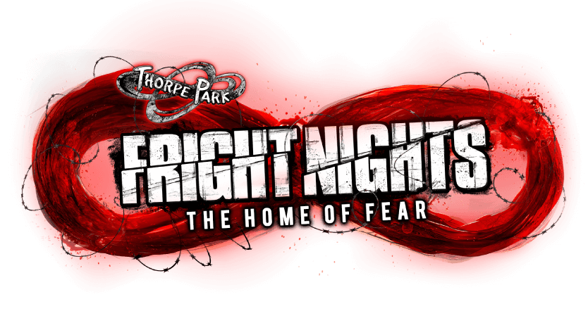 thorpe park halloween fright nights scare logo