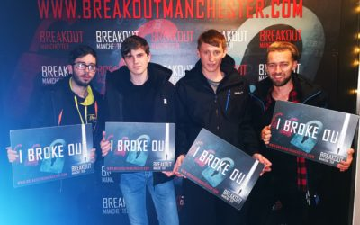 Breakout Escape Room Manchester Reclassified Review