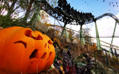 Liseberg Halloween Review 2019