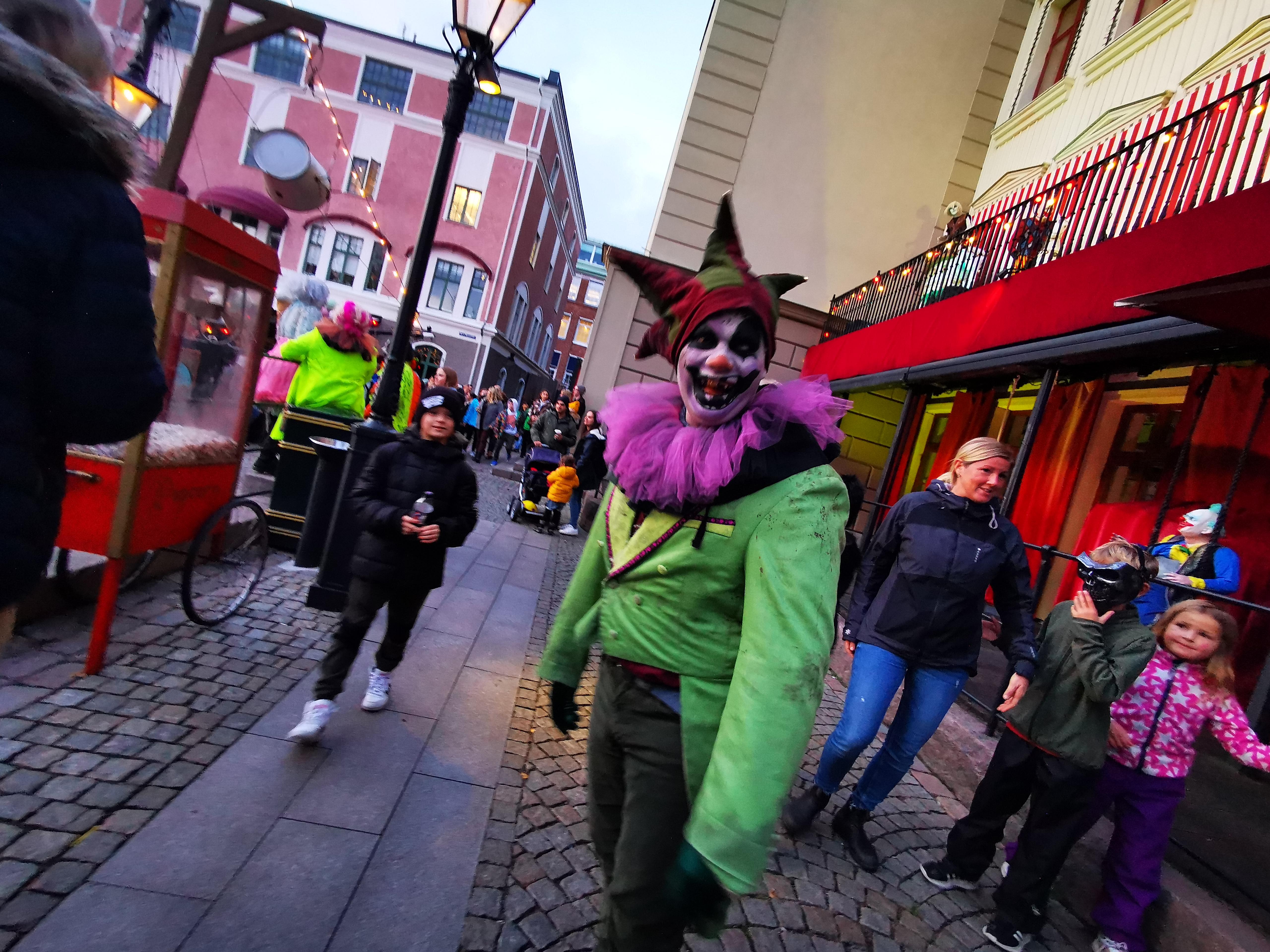 Liseberg Halloween