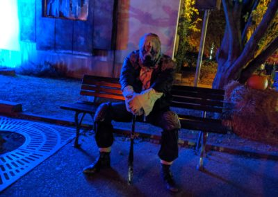 Movie Park Germany Halloween Horror Festival