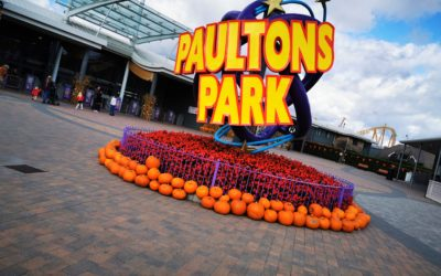 Paultons Park Happy Halloween 2019 Review
