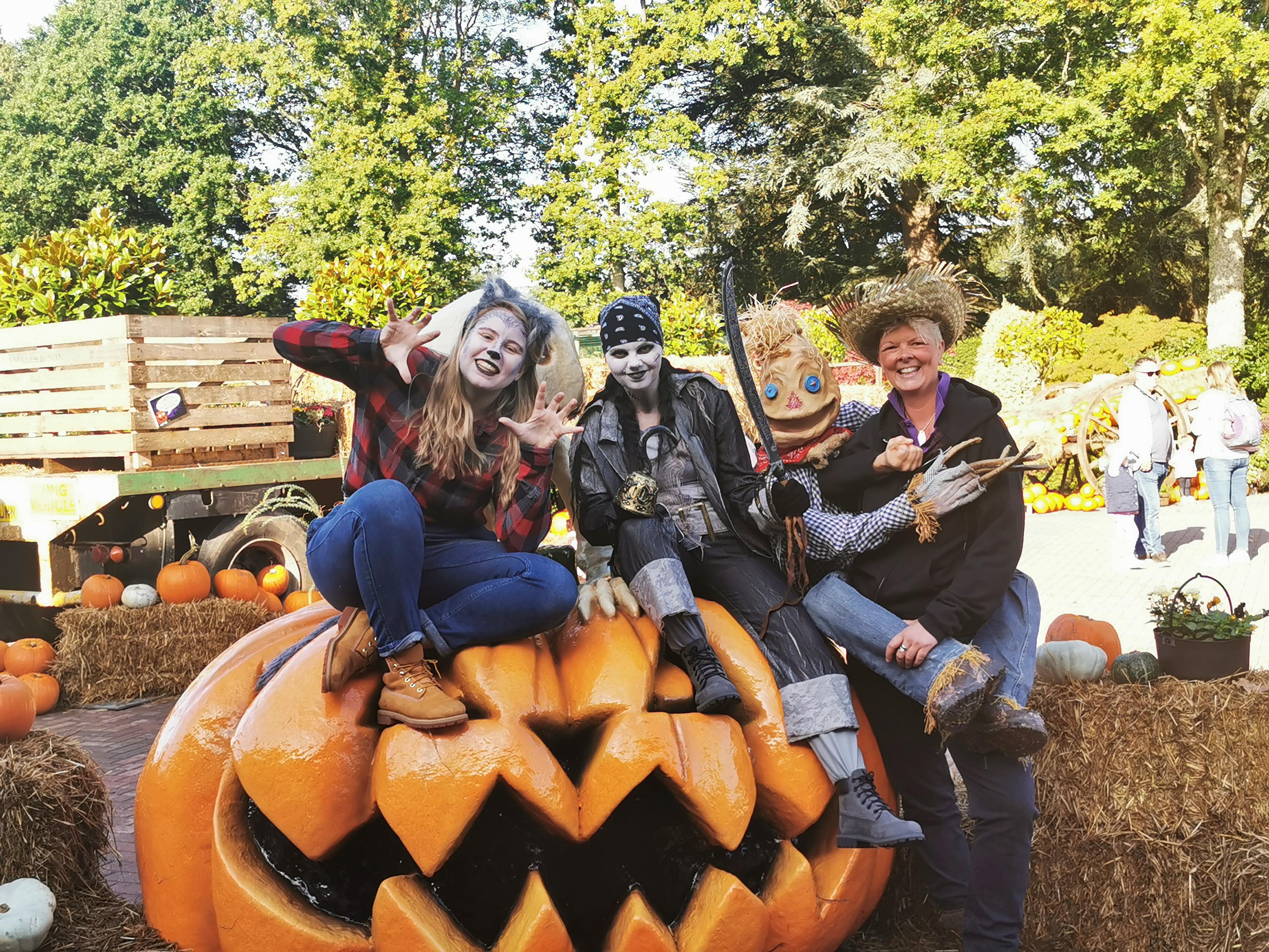 Paultons Park Halloween