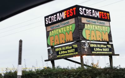 Screamfest Burton 2019 Review