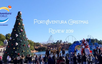 PortAventura Christmas Review 2019