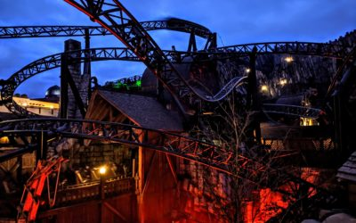 Phantasialand Wintertraum Review 2019
