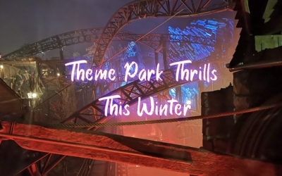 Theme Park Thrills This Winter