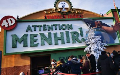 Parc Asterix Christmas Review 2019