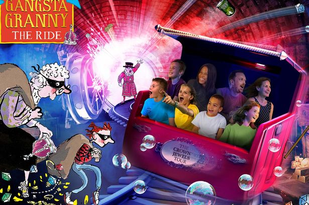 Whats new in theme parks UK