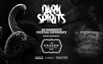 Dark Spirits announce partnership with Kraken Rum