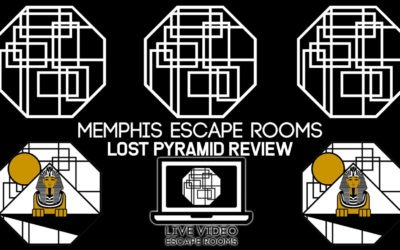 Memphis Escape Rooms Lost Pyramid Virtual Review