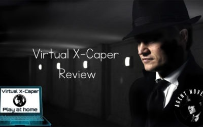 Agent November Virtual X-Caper Review