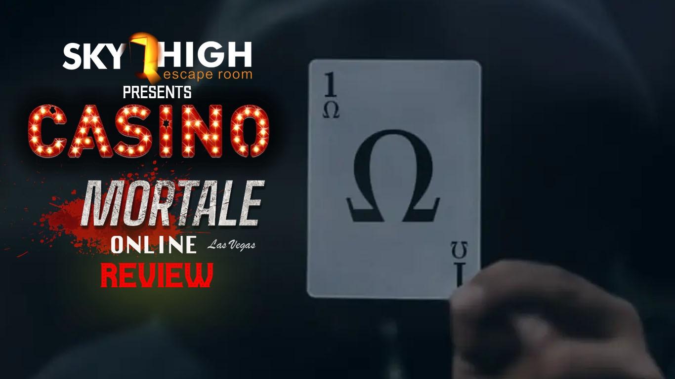 Casino Mortale Cover