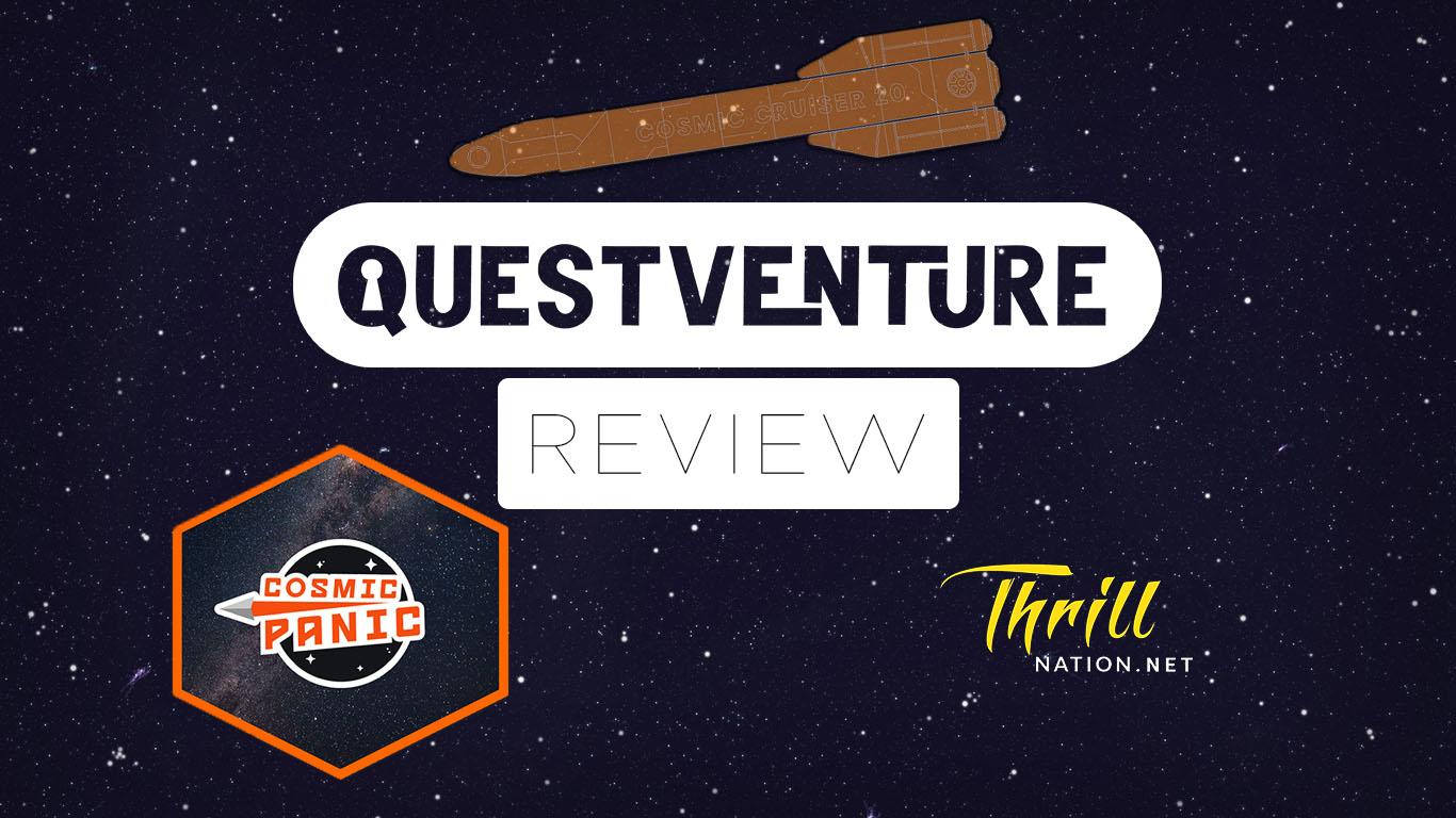 Questventure Cosmic Panic