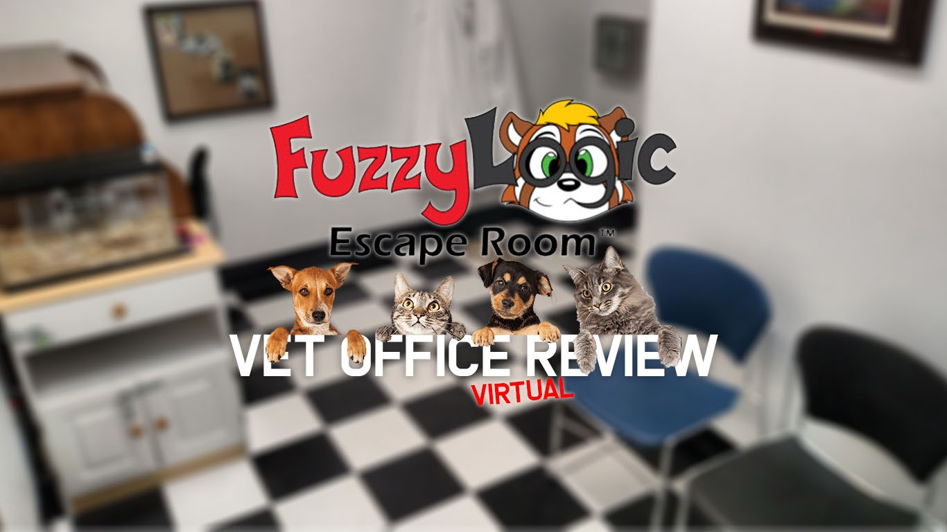 Fuzzy Logic Vet Office Review Cover