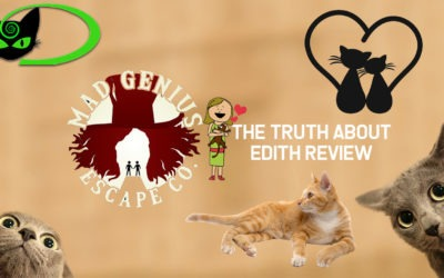Mad Genius Escape Co The Truth About Edith Review