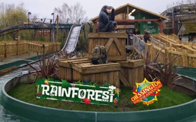 RAINFOREST Review At Chessington World Of Adventures
