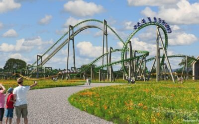 Tayto Park Announce Two New Rollercoasters
