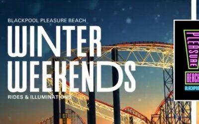 Blackpool Pleasure Beach Season Extended to 13th December