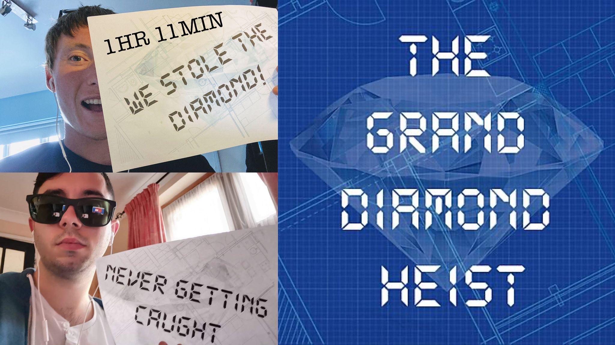 The Grand Diamond Heist Review