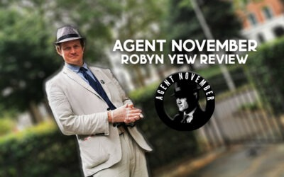 Robyn Yew by Agent November Review