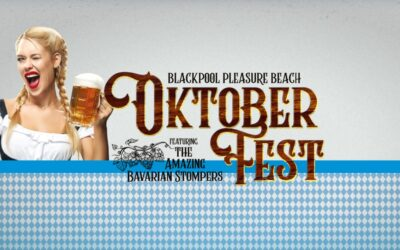 Oktoberfest Event at Blackpool Pleasure Beach