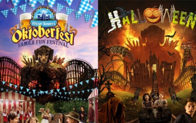 Alton Towers Confirms Oktobertfest & Scarefest Lineup 2020