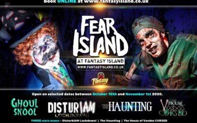 Fantasy Island Release Fear Island Lineup