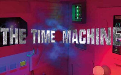 The Time Machine by Deadlocked Escape Rooms Reading Review