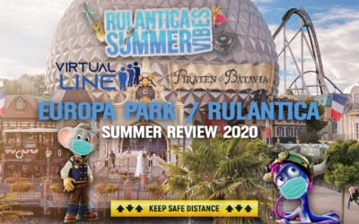 Europa Park and Rulantica Summer 2020 Review