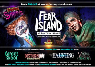 Fear Island IV Halloween Review